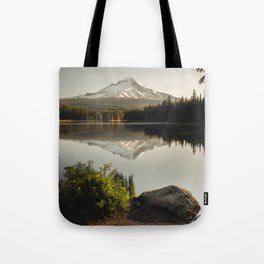 Trillium Mornings Tote Bag