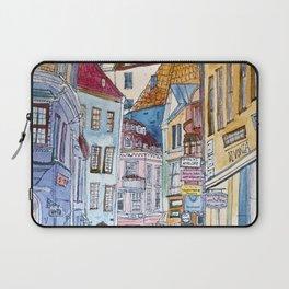 Sketchy City Laptop Sleeve
