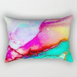 Bianca #abstract #modernart Rectangular Pillow