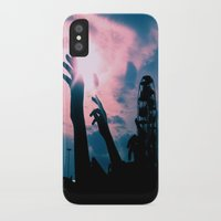 concert iPhone & iPod Cases featuring Concert by Leah Galant
