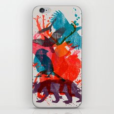 It's A Wild Thing iPhone Skin