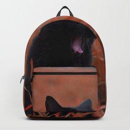 Mr. Moon Takes A Break Backpack