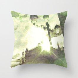 Sevilla Catedral Throw Pillow