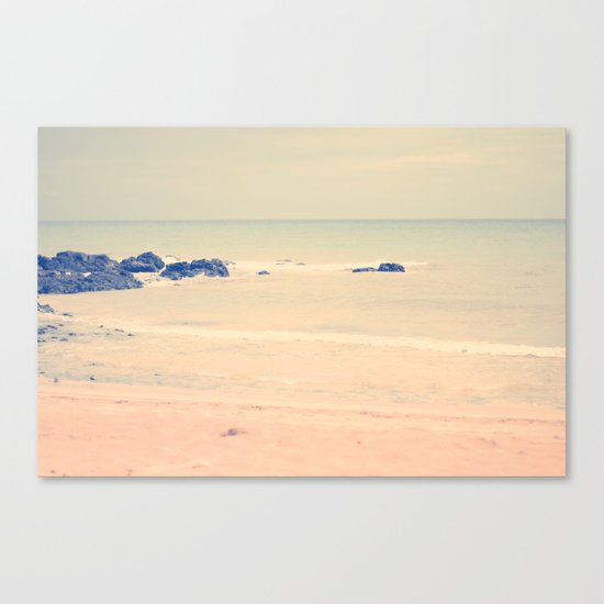 A Dream With You In It Canvas Print