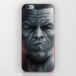 Nate Diaz iPhone Skin