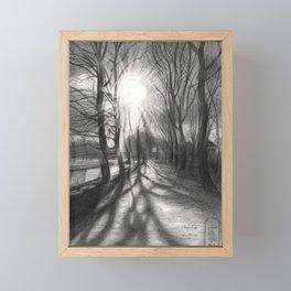 Marlot - 04-04-21 Framed Mini Art Print