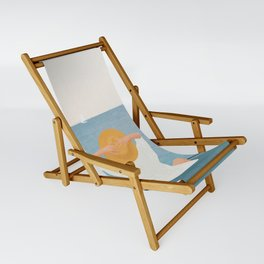 Summer Vacation I Sling Chair