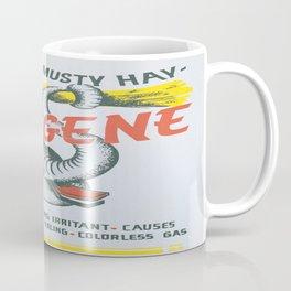 Vintage poster - Phosgene Coffee Mug
