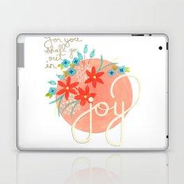 Isaiah Joy Laptop & iPad Skin