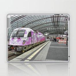 Berlin Electric Pink Laptop & iPad Skin