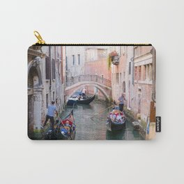 Exploring Venice by Gondola Carry-All Pouch