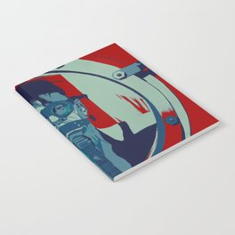 Love In A Hole Notebook