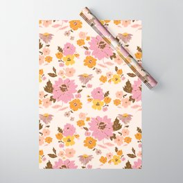 prairie floral Wrapping Paper