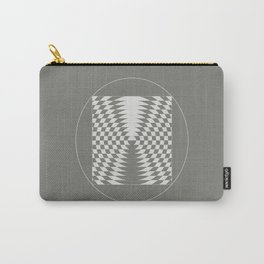 extraterrestrial crop circle, sacred geometry Carry-All Pouch