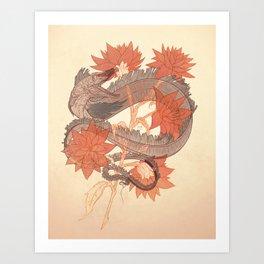Astral Candy (Alternate) Art Print