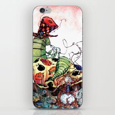 The Seer iPhone & iPod Skin