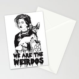 We Are The Weirdos, Mister Stationery Cards