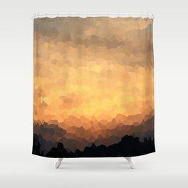 Sunpix Shower Curtain