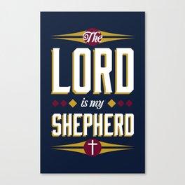 Ps. 23:1 Canvas Print