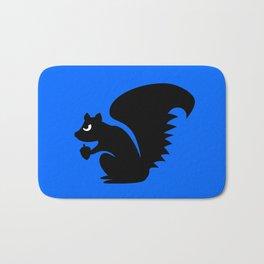Angry Animals: Squirrel Bath Mat
