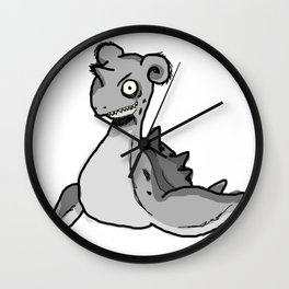 Lapras the scary Wall Clock