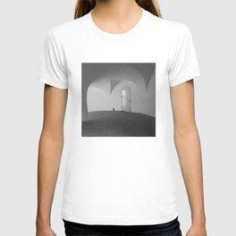 Copenhagen Round Tower 1 T-shirt