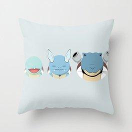 Pokémon 1 Throw Pillow