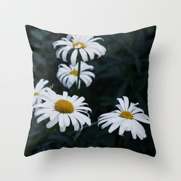 Love in the fields of Canada Throw Pillow