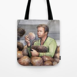 Tribbles Trouble Tote Bag