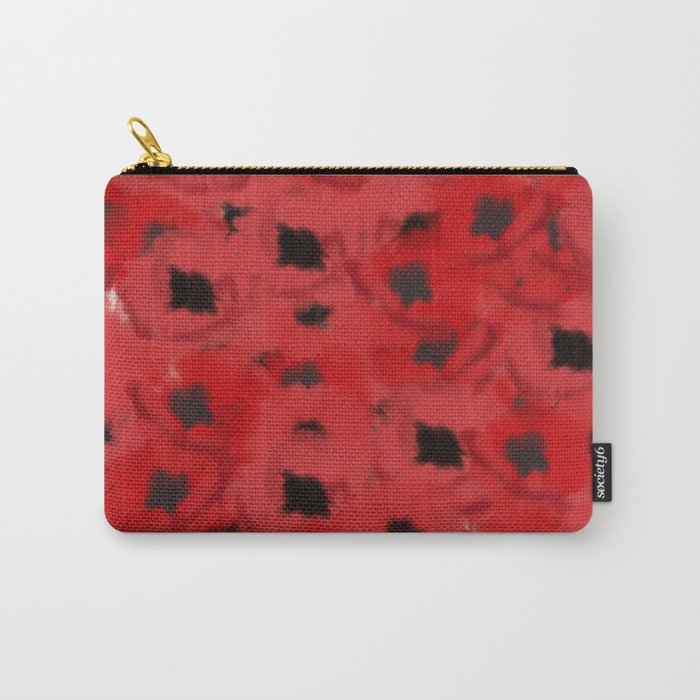 Field of Poppies In Summer Carry-All Pouch