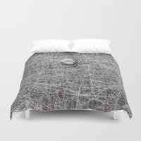 stone Duvet Covers featuring Stone by Erwin Nas