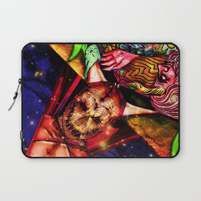 Intergalactic Guardian Key Laptop Sleeve