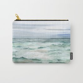 Oceanscape of Anna Maria Island Florida. Carry-All Pouch