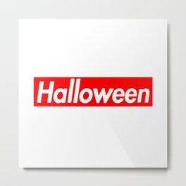 Halloween Metal Print