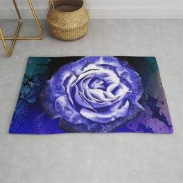 Somber Rose Rug