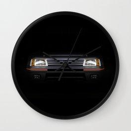Peugeot 205 T16 Wall Clock