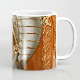 Vintage William The Conqueror Painting Coffee Mug