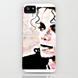 Pop Lord In Color iPhone Case