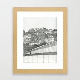 Bayview Framed Art Print