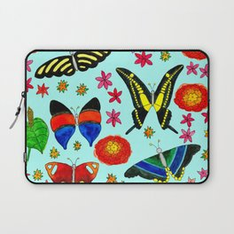 Sensational Butterflies Laptop Sleeve
