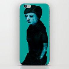 Night Girl IV iPhone & iPod Skin