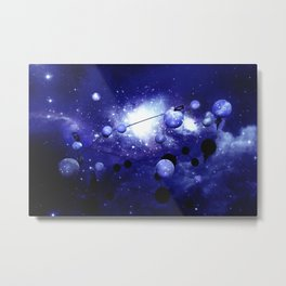 Constellation of Life Metal Print