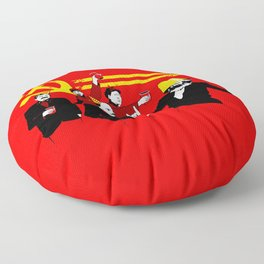 The Communist Party (original) Floor Pillow