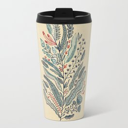 Turning Over A New Leaf Travel Mug