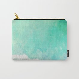Cloud sky pattern Carry-All Pouch