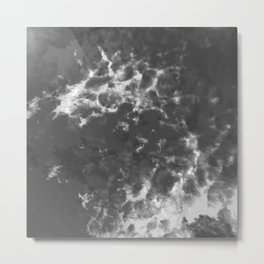 satellite view? Metal Print