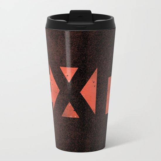 EXIT Metal Travel Mug