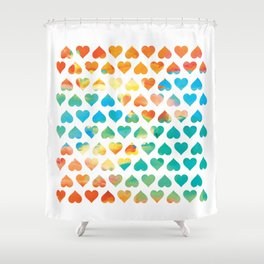 Lovely Day Shower Curtain