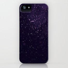 Stars In The Night iPhone Case
