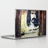 zappa Laptop & iPad Skins featuring Zappa by Litew8